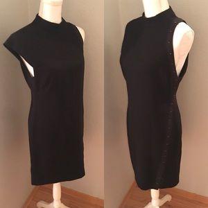 Halston Heritage Asymetrical Top Dress